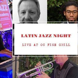 Latin Jazz Night Special
