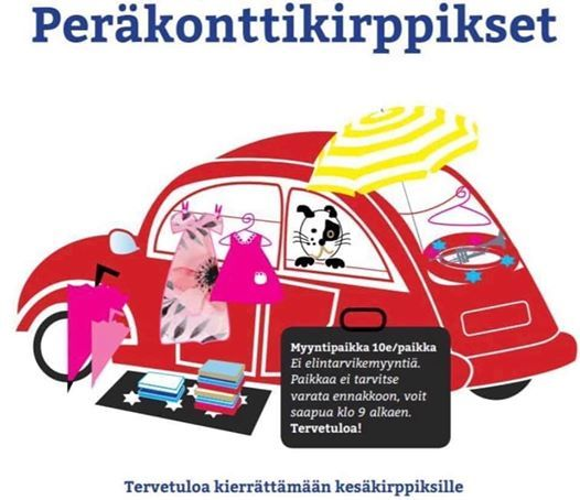 Peräkonttikirppis Turku