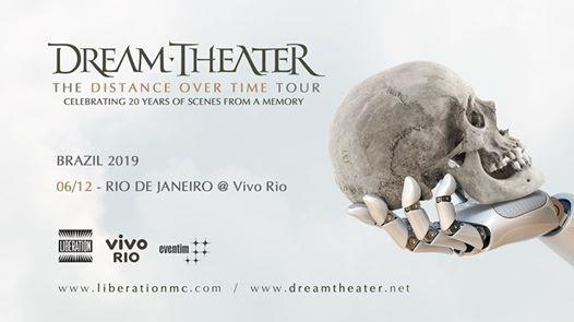 Dream Theater - Rio de Janeiro 2019