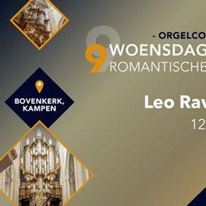 Leo Ravensbergen in concert - Bovenkerk Kampen