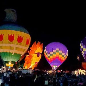 Birmingham Hot Air Balloon Fest