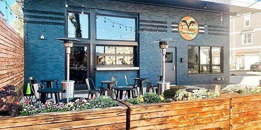 Yoga at Vibrant Shore Brewing Company | Virginia Beach
