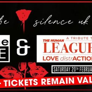Love Distraction (Human League Tribute)  Erasured at The Fleece Bristol