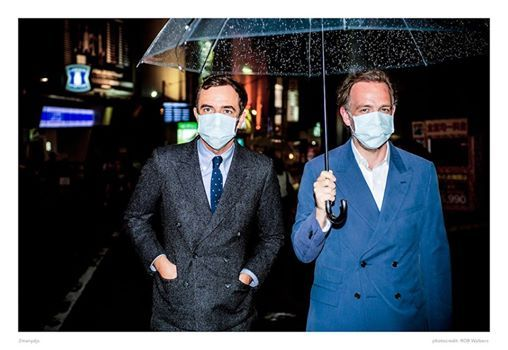 2manydjs dj set Supporting The Chemical Bros (Leeds UK)