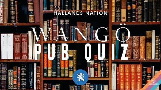 Wangö Pub Quiz | Hallands Nation, 19 May | Event in Lund | AllEvents.in