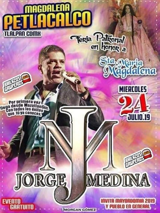 Jorge Medina En Magdalena Petlacalco Tlalpan Gratis