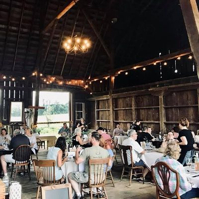 SUNDAY SUPPER SERIES an edible & educational evening on the farm