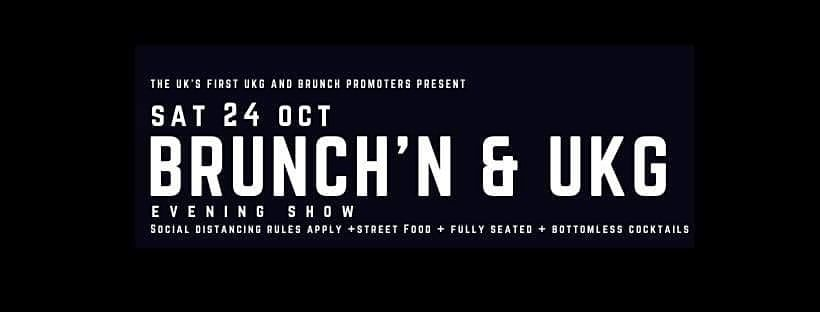Brunchin UKG Halloween Special, 1 December | Event in Birmingham | AllEvents.in