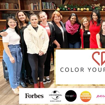 Color Your Dreams Free Online Business Event for Women