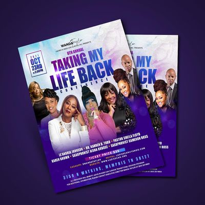 Ladies In Need Can Survive 8th Annual Taking My Life Back Conference