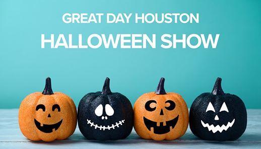 Great Day Houston Halloween Show