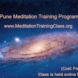 Free Online 1-Day Meditation Training Program (Pune India)