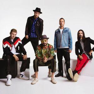 Backstreet Boys  Adelaide