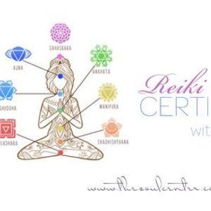 Usui Reiki Level 1 Certification (1-1)