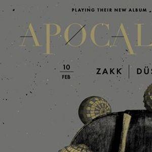 Apocalyptica  Dsseldorf Zakk