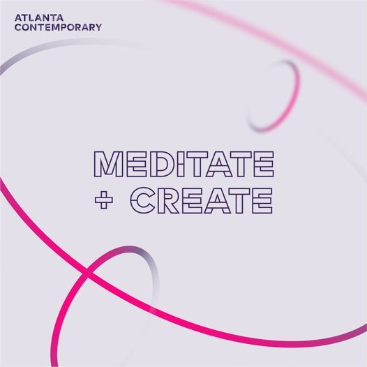 Meditate + Create | Online Event | AllEvents.in