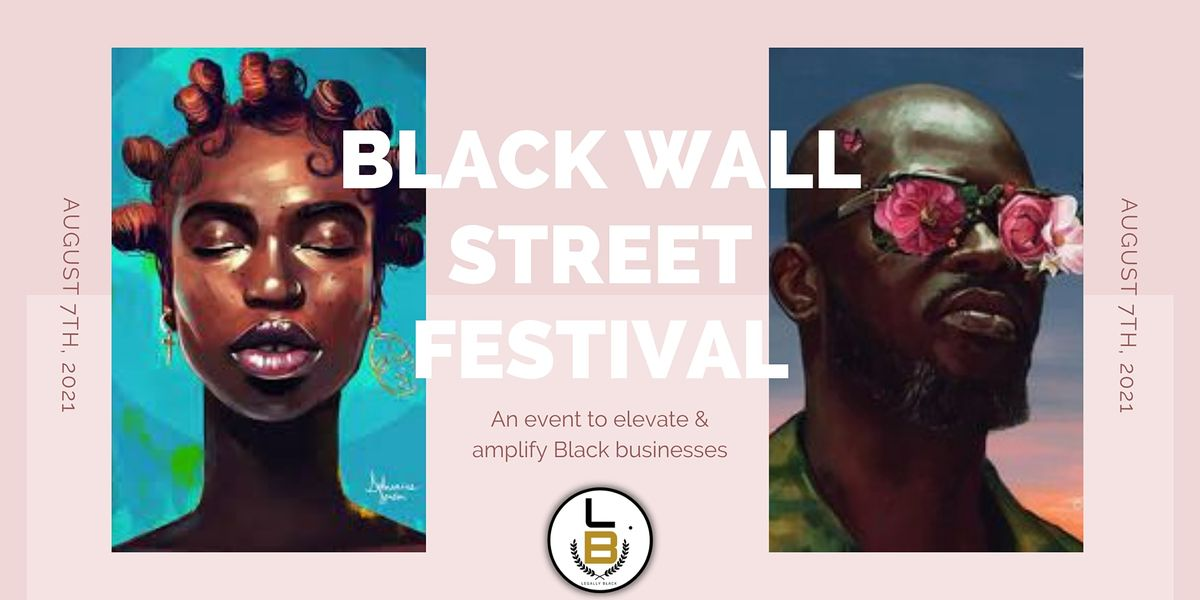 POP-UP SHOP The Black Wall Street Festival, 7 August | Event in Washington | AllEvents.in