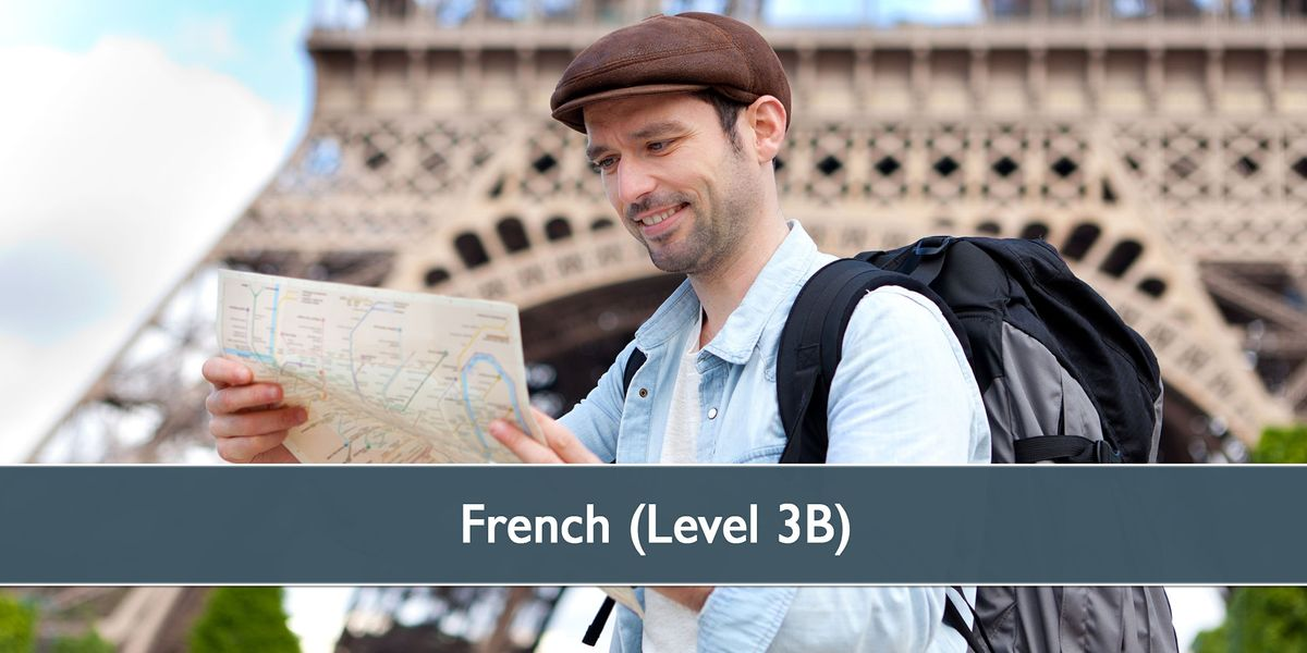 French Level 3(B) - April 2021 | Online Event | AllEvents.in