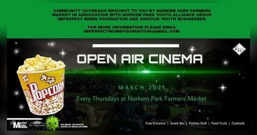 1618 Open Air Cinema, 29 April | Event in Kempton Park | AllEvents.in