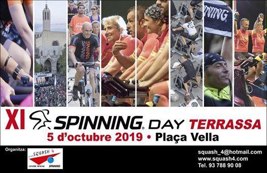 XI Spinning DAY Terrassa 2019