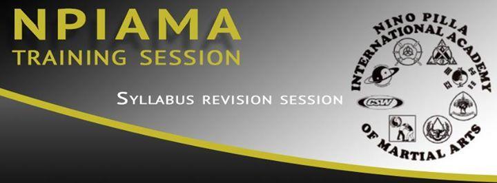 Syllabus Revision Session