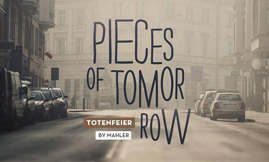 Pieces of Tomorrow - Mahler  TivoliVredenburg
