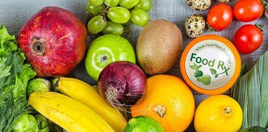 Food RX Using Food as Medicine