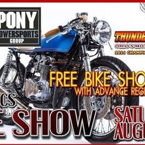Iron Pony 4th Annual Custom & Classics Bike Show