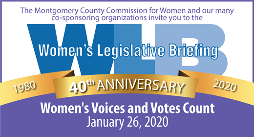 40th Annual Womens Legislative Briefing
