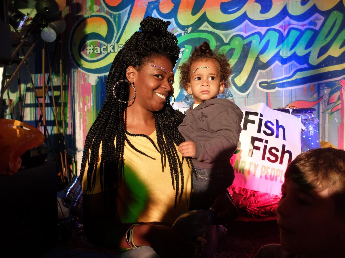 Big Fish Little Fish x Camp Bestival HOXTON Family Rave, 7 March | Event in London | AllEvents.in