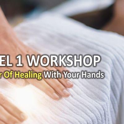 Reiki Healer Level 1 Training Workshop