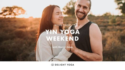 Yin Yoga Weekend with Shari & Jonas, 4 December   Event in Amsterdam   AllEvents.in