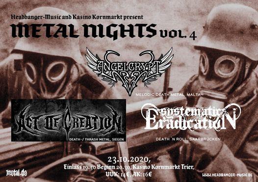 Kasino Metal Nights Vol.4