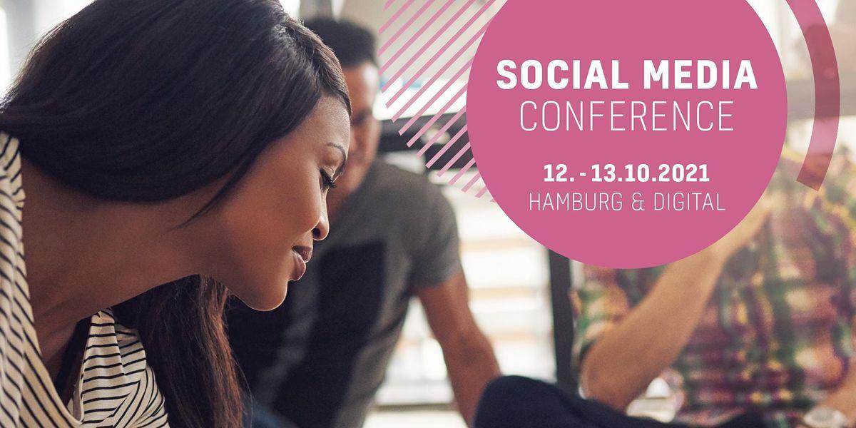 SMC - Social Media Conference + SEO/SEA World  Conference 2021, 12 October   Event in Hamburg   AllEvents.in