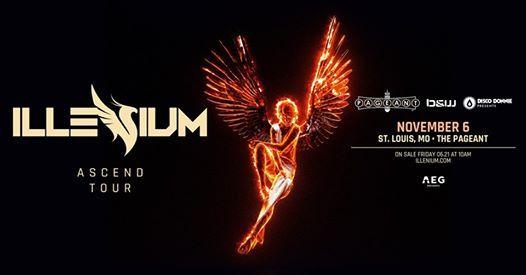 Illenium Ascend Tour at The Pageant