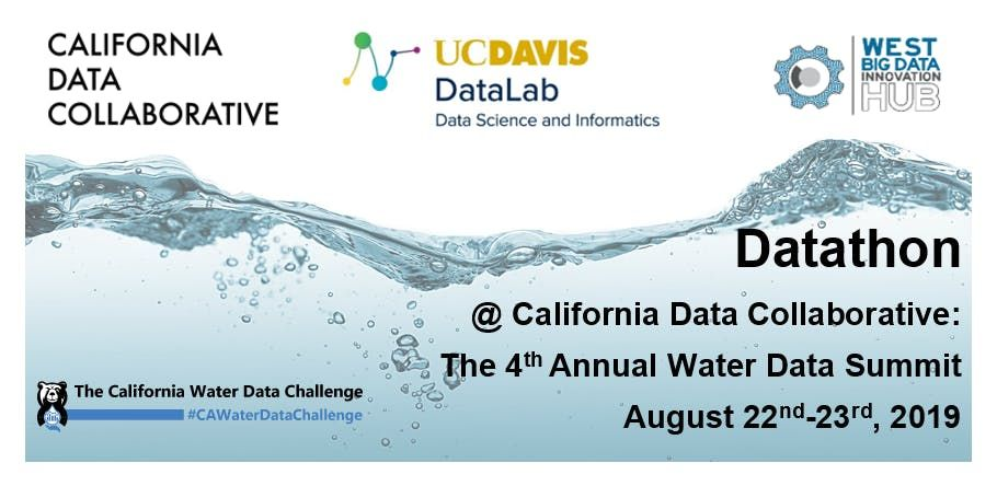 Datathon @ California Data Collaborative: The 4th Annual