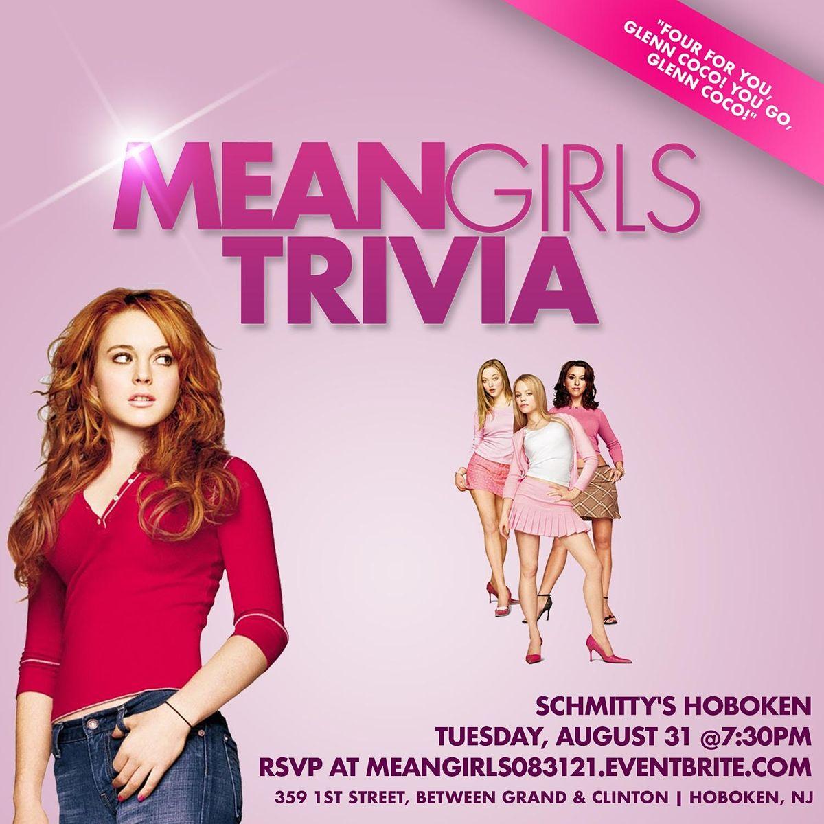 Mean Girls Trivia, 31 August | Event in Hoboken | AllEvents.in