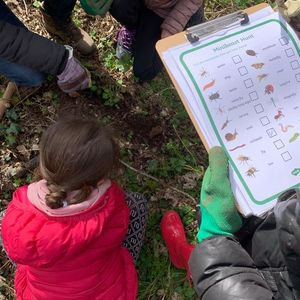 SOLD OUT - Forest School - A Hungry Caterpillar