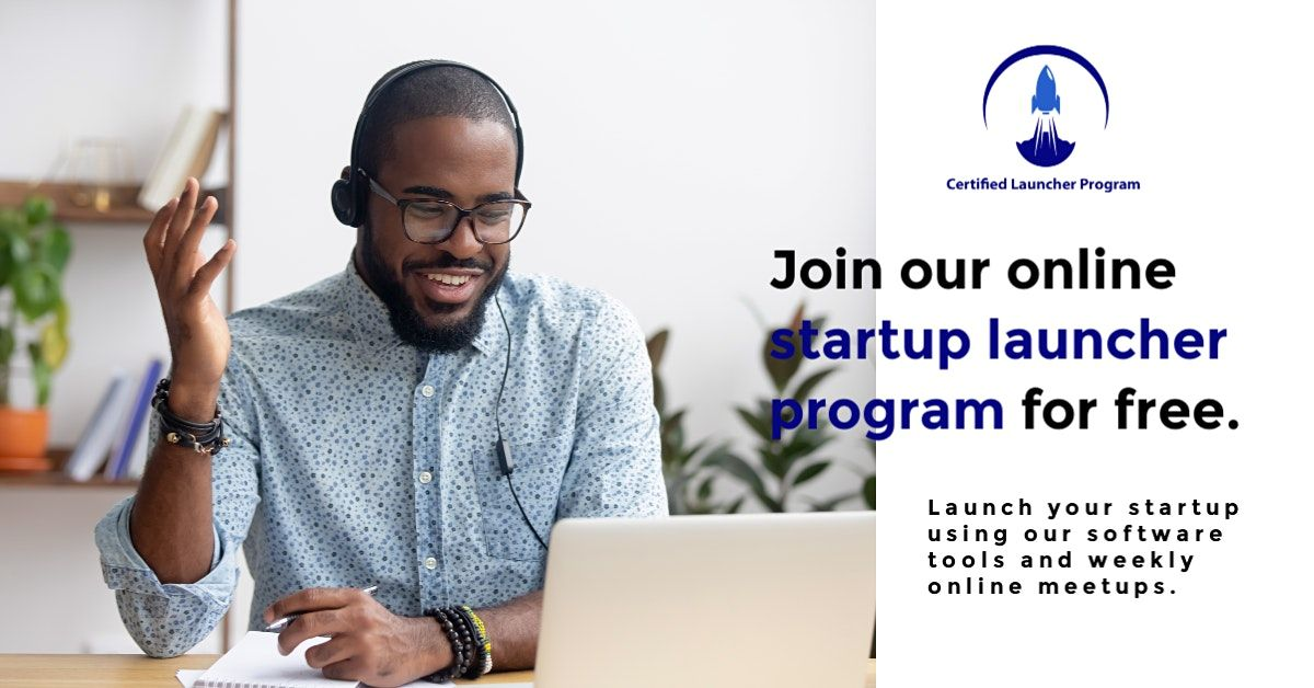 Join our online startup launcher program for free. | Event in Kumasi | AllEvents.in