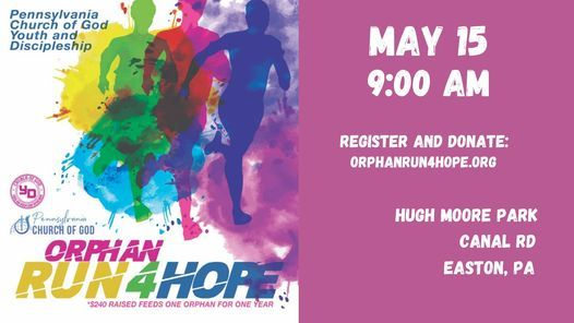 Orphan Run 4 Hope, 15 May | Event in Easton | AllEvents.in