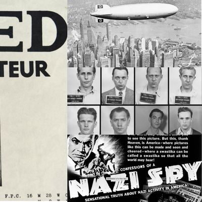 World War II Homefront Spies Saboteurs and Sympathizers in NYC Webinar