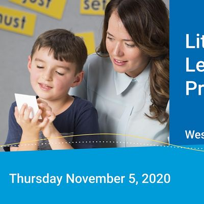 Literacy and Learning in Pre-Primary November 2020