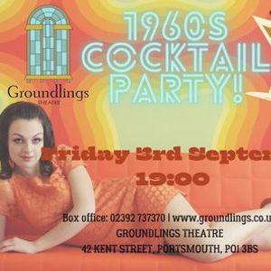 1960s Cocktail Night