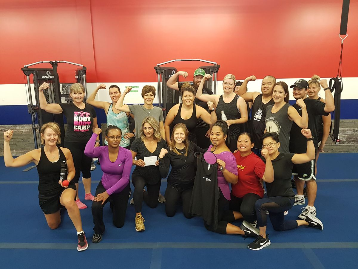 Free Fit Camp Workout, 29 October   Event in Winnipeg   AllEvents.in