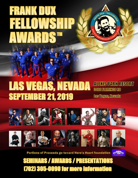 FRANK DUX Fellowship EVENT at Las Vegas Nevada, Las Vegas