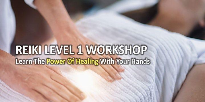 Reiki Healer Level 1 Training Workshop   Event in Kuala Lumpur   AllEvents.in