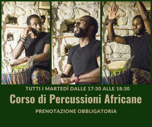 Corso di Percussioni Africane | Event in Naples | AllEvents.in