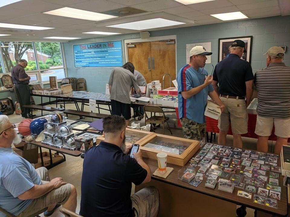 Virginia Beach Sports Card Collectibles Comic Book Show