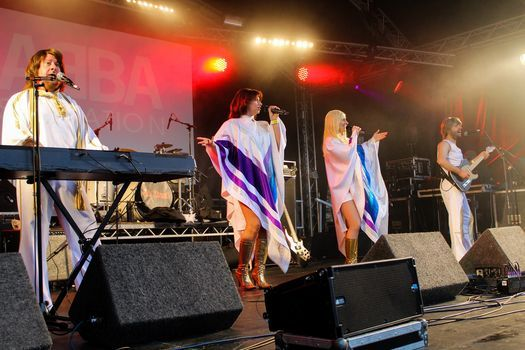 ABBA Tribute Band Sensation, 4 December | Event in Louth | AllEvents.in