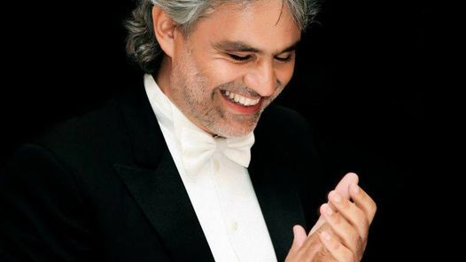 Andrea Bocelli at TD Garden, Boston, MA, 11 December | Event in Boston | AllEvents.in